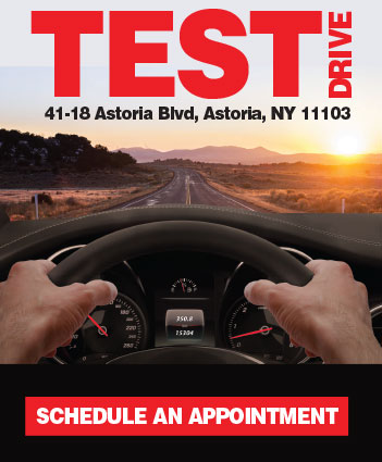 Schedule a test drive at Marty Motors Inc