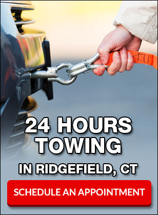 Repair & garage facilities in Ridgefield, CT